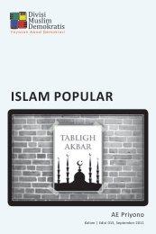 ISLAM POPULAR