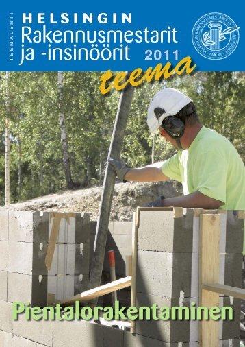 Yhdistyksen teemalehti 2011, PDF tiedosto - Helsingin ...