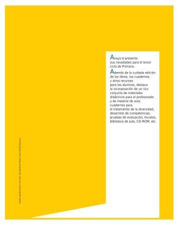 Descarga católogo novedades. Castellano (PDF - 2 MB)