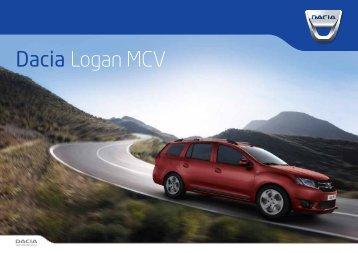 Dacia Logan MCV - Dacia UK