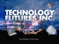 Copyright © 2011, Technology Futures, Inc. - International Institute of ...