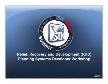 New Developer Workshop Overview - AGI