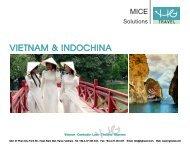 VIETNAM & INDOCHINA - World Travel Market