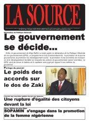 La Source - Nigerdiaspora
