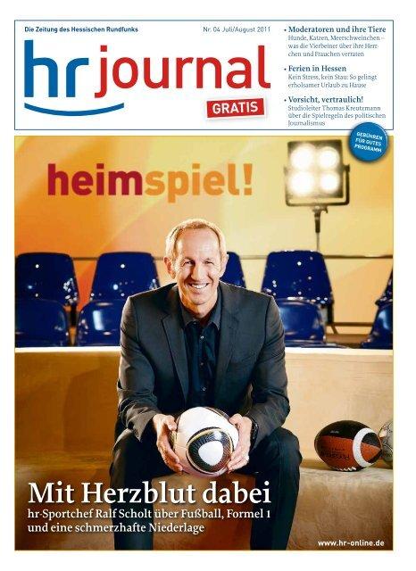 Die Zeitung Des Hessischer Rundfunk