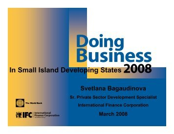 Svetlana Bagaudinova - United Nations Sustainable Development