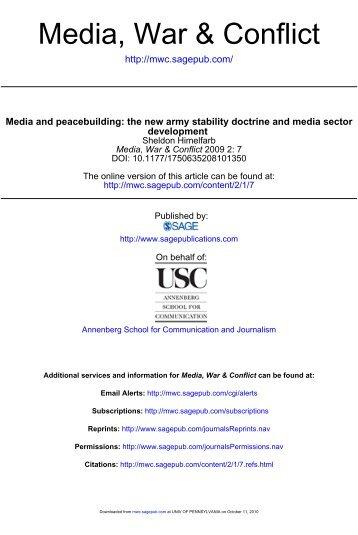 himelfarb.pdf 184KB Dec 09 2010 10:41 - Center for Global ...
