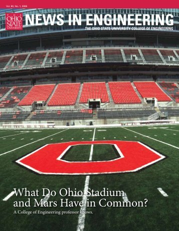 Collaboration Brings Eco-friendly Material to Ohio State - Coal ...