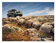 2009 Jeep® Patriot