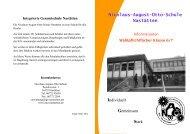 Wahlpflichtfächer Klasse 6/7 Nicolaus-August-Otto-Schule Nastätten ...