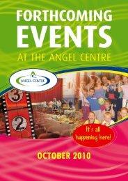 OCTOBER 2010 - Angel Centre