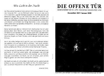 2007-12_2008-01 - Wilsdruffer Kirchen Im Netz
