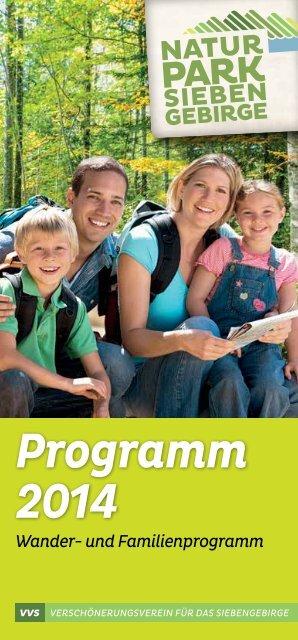 Programm 2014 - Naturpark Siebengebirge