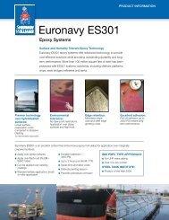 Euronavy ES301 - Protective Coatings, Protective & Marine Coating ...