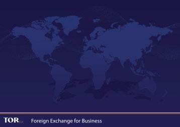 Foreign Exchange for Business - TorFX