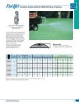 Boomless Flat spray nozzles - TeeJet - Page 3