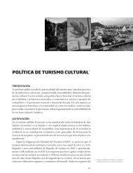 08_politica_turismo_cultural - Ministerio de Cultura
