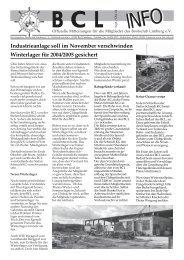 Industrieanlage soll im November verschwinden Winterlager für ...