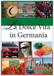 a Dolce Vita in Germania - Tamara Dragus