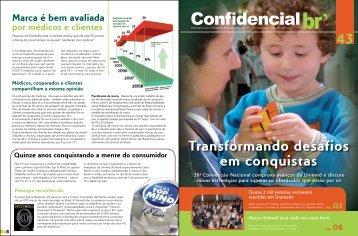 Transformando desafios em conquistas 43 - Unimed do Brasil