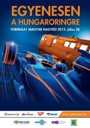 Letölthető sajtóanyag - Hungaroring