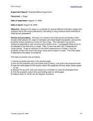 Projectile Motion Report A.pdf