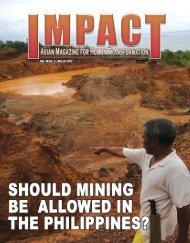Php 70.00 Vol. 46 No. 3 • March 2012 - IMPACT Magazine Online!