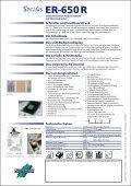 Sam4s ER - 650R (Hubtastatur) - EPS AG (Bern) - Seite 2