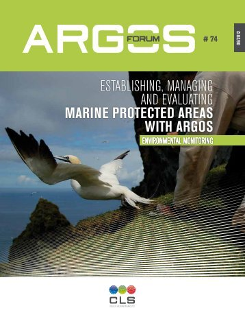 ESTABLISHING, MANAGING AND EVALUATING Marine Protected areas with ...
