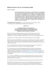 Medida Provisória nº 472, de 15 de dezembro de 2009 - Cogen