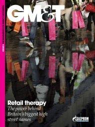 Retail therapy - Gazprom Marketing & Trading