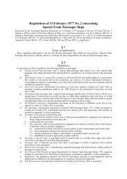 Regulations of 15 February 1977 No. 2 concerning Special Trade ...