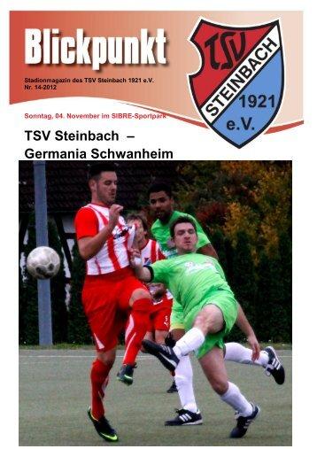 HSService GmbH - TSV Steinbach
