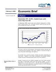 Economic Brief - National Bank of Kuwait
