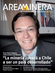 Entrevista - Areaminera