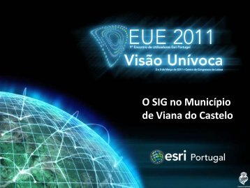 Vasco Martins - Esri Portugal
