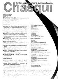 CIESPAL Chasqui TDT y servicio público. Retos del audiovisual ...