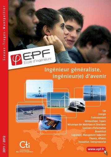 12 EPF Plaquette Generale.indd - L'Etudiant