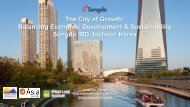 The City of Growth: Balancing Economic Development ... - Asia Society