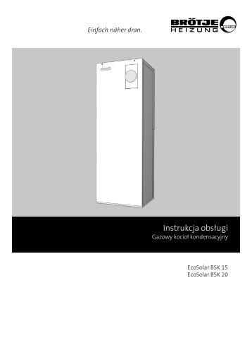 Instrukcja obsługi - BIMs PLUS