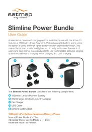 Slimline Power Bundle - Satmap