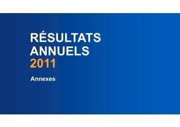 Annexes annuels 2011 FRAN - final - Finance - EDF