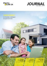2ème édition 2012 - HOMECONNECT - Winterhalter Fenner AG