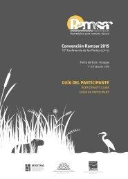 Librillo Participantes COP 12