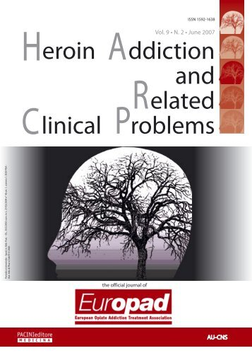 Heroin Addiction & Related Clinical Problems - June 2007