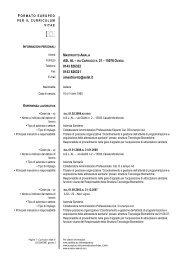 Mastrovito, Amalia - ASL AL