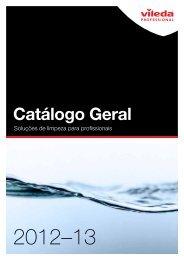 Catálogo Geral - Vileda Professional