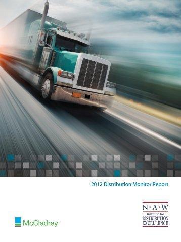 2012 Distribution Monitor Report - Food Marketing Institute