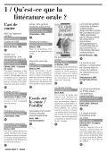 Contes et oralité - pierresvives - Conseil Général de l'Hérault - Page 4