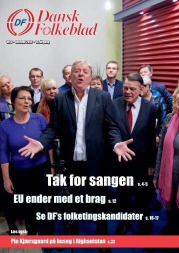 Tak for sangen s. 4-5 - Dansk Folkeparti